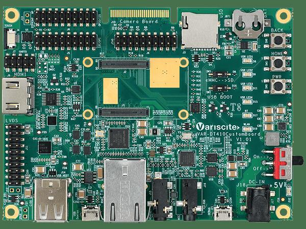 VAR-SOM-MX6 ARM Single Board Computer