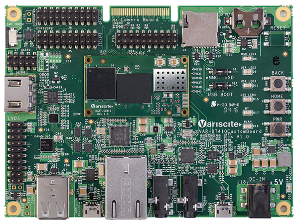 DART-SD410 Starter Kit - Qualcomm SD 410 (APQ8016) evaluation kit