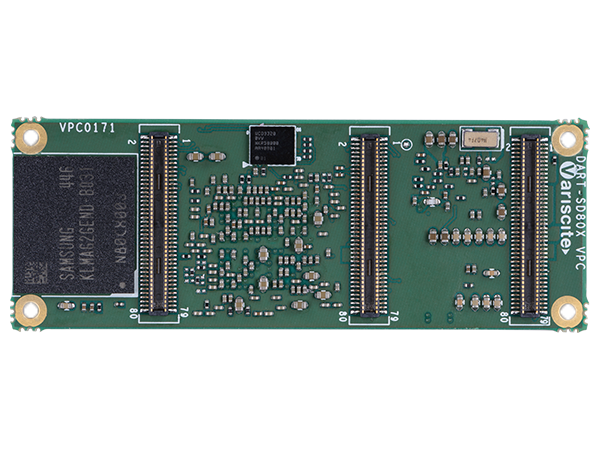 DART-SD800 bottom : Qualcomm Snapdragon™ 800 (APQ8074) System on a Module