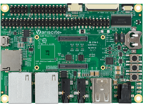 DART-6UL ARM Single Board Computer