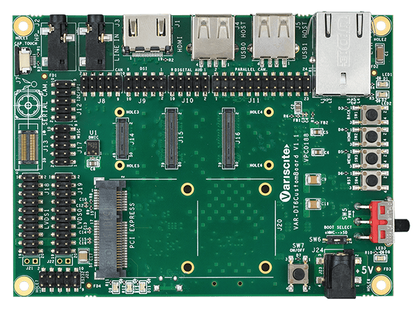 DART-MX6 ARM Single Board Computer