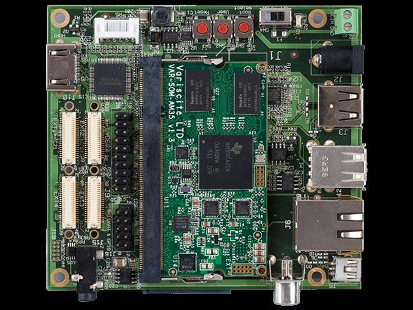 VAR-SOM-AM35 ARM Single Board Computer