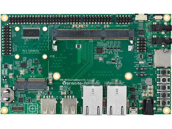VAR-SOM-MX7 ARM Single Board Computer