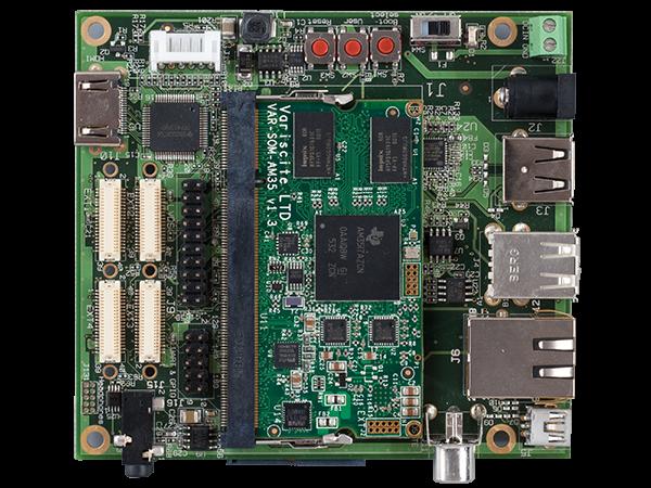 VAR-SOM-OM37 ARM Single Board Computer