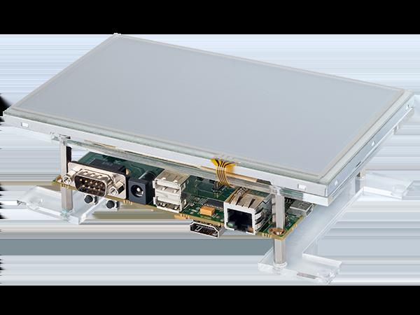 VAR-SOM-OM44 Development Kit - Texas Instruments OMAP4460 evaluation kit