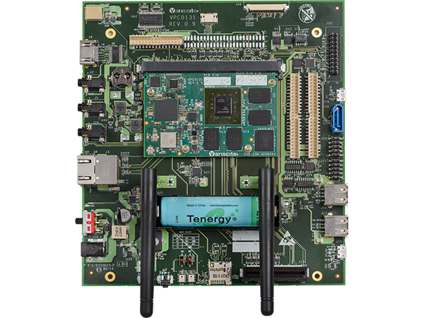 VAR-SOM-SD600 ARM Single Board Computer