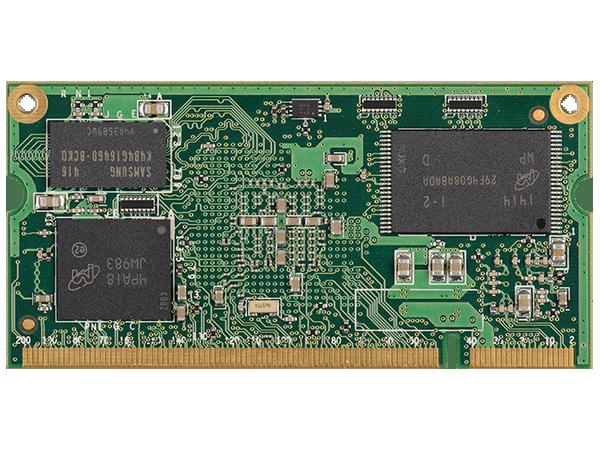 VAR-SOM-SOLO/DUAL bottom : NXP iMX6  System on a Module