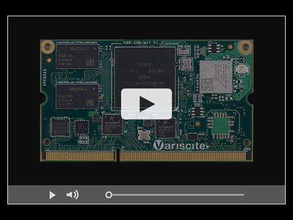 VAR-SOM-MX7 Evaluation Kit Guide