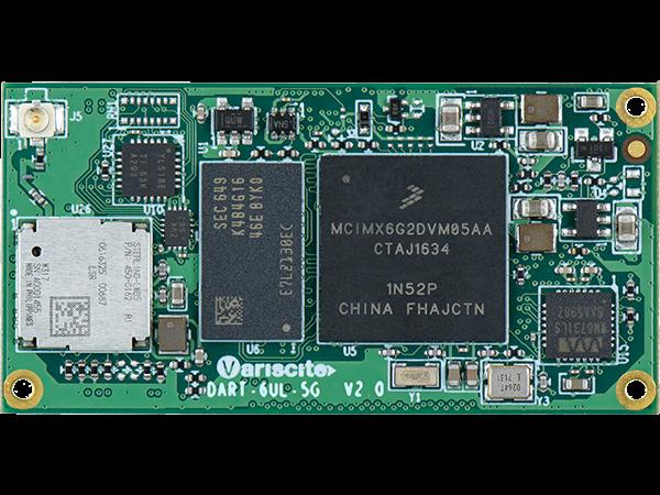 DART-6UL-5G : NXP iMX6UL System on a Module