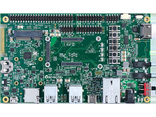 DART-MX8M ARM Single Board Computer