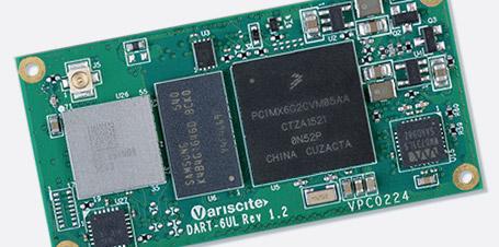 Una nuova e conveniente variante del modulo DART-6UL basata su processore iMX6ULZ