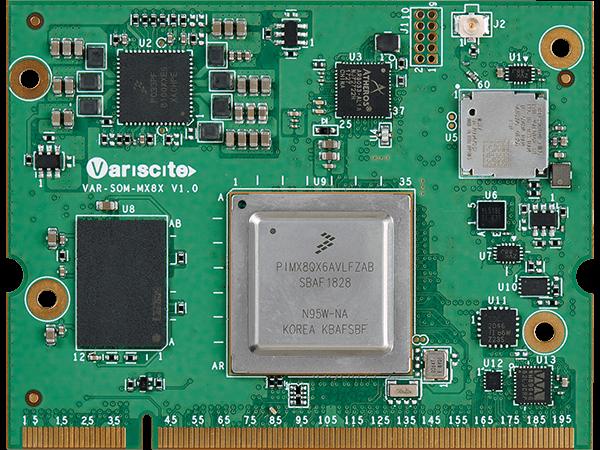 VAR-SOM-MX8X : NXP iMX 8X System on Module (SoM)