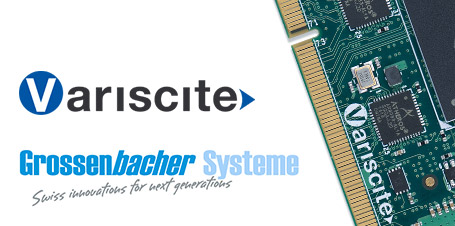 Variscite partners with Grossenbacher Systeme AG