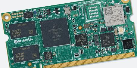 VAR-SOM-MX8M-MINI – un nuovo membro della serie di System On Module VAR-SOM Pin2Pin