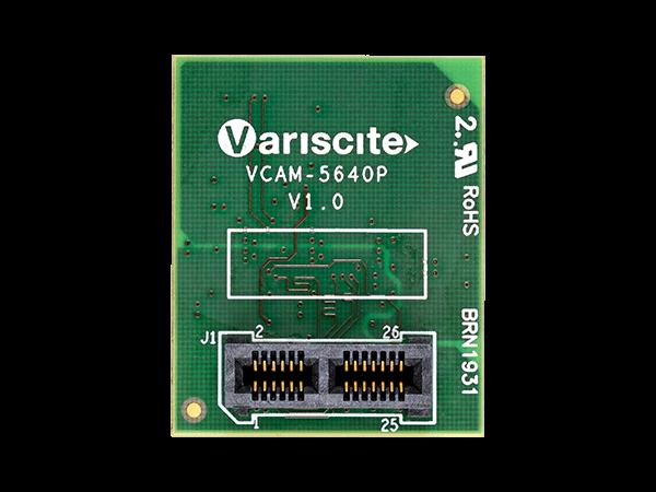 VCAM-5640P : i.MX8X Parallel Camera Extension Board bottom