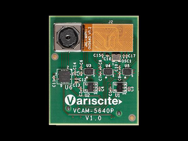 VCAM-5640P : i.MX8X Parallel Camera Extension Board
