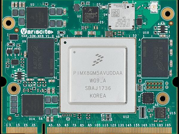 VAR-SOM-MX8 : NXP i.MX8 System on Module (SoM)