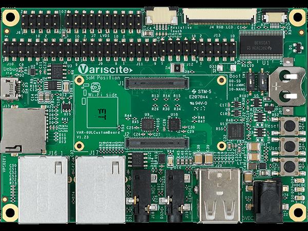 DART-6UL ARM Single Board Computer
