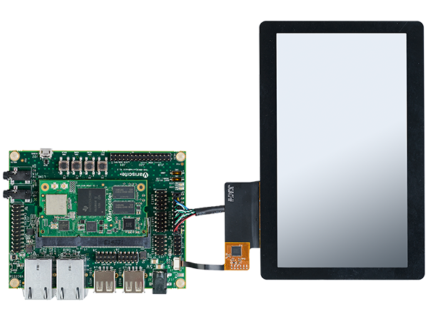 VAR-SOM-AM43 Development Kit - Texas Instruments AM437x evaluation kit