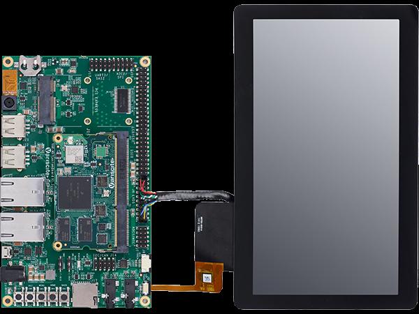 VAR-SOM-MX7 Development Kit - NXP i.MX7 evaluation kit