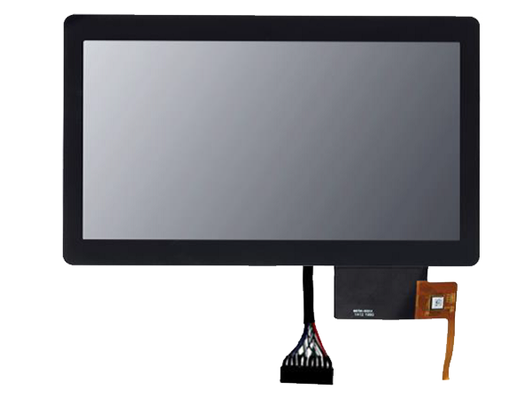 VLCD-CAP-GLD-LVDS Display