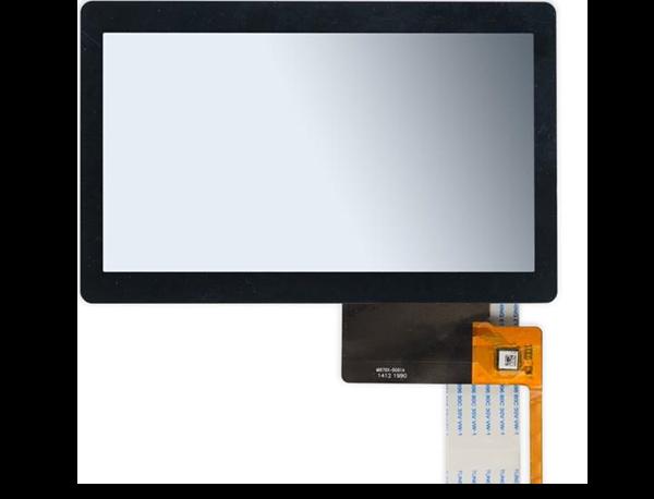 VLCD-CAP-GLD-RGB Display
