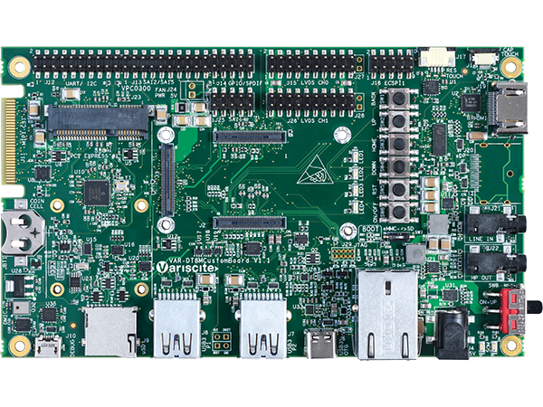 DART-MX8M ARM Single Board Computer