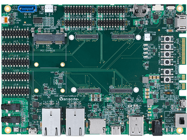 SPEAR-MX8 ARM Single Board Computer