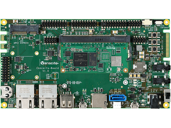 VAR-SOM-6UL Starter Kit -NXP i.MX6 6ULL evaluation kit