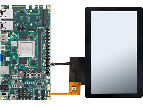 VAR-SOM-MX8 Development Kit - NXP i.MX8 evaluation kit