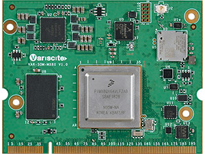 VAR-SOM-MX8X System on Module (SoM) - VAR-SOM Pin2Pin family