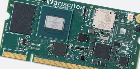 Il nuovo System On Module (SoM) di Variscite basato su i.MX 8M Plus